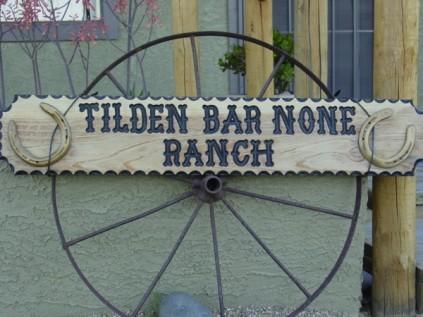 Tilden Bar None