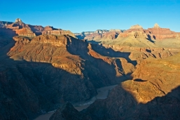 View from Plateau Point.