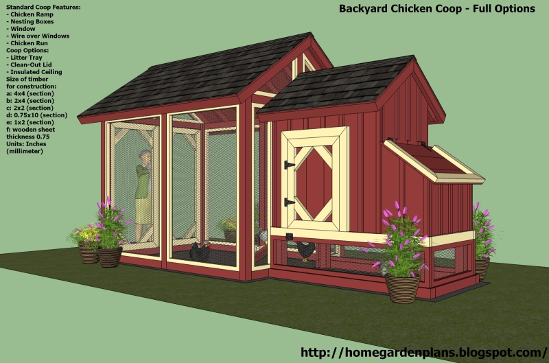 Chicken Coop Instructions Building