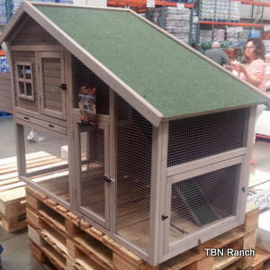 costco chicken coop