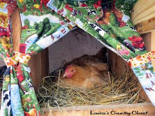 nest box curtains