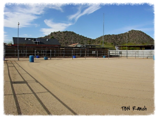 TBN ranch Arena
