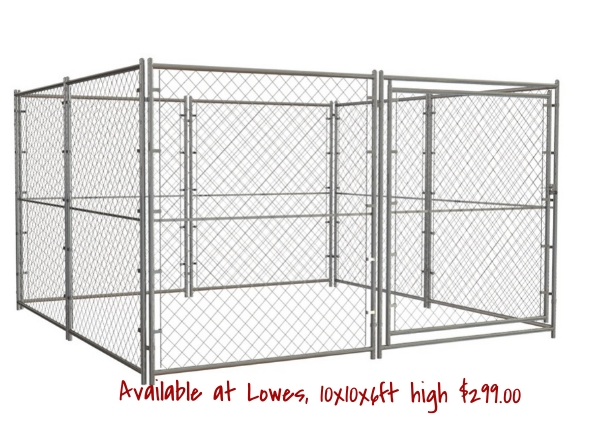 Lowes Enclosure
