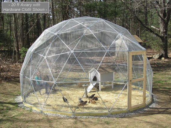 aviary dome