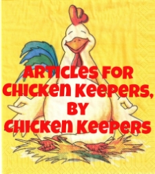 Chicken Keepers Articles