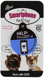 Smartphone pet tag