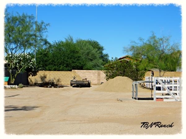Barn Construction 2014