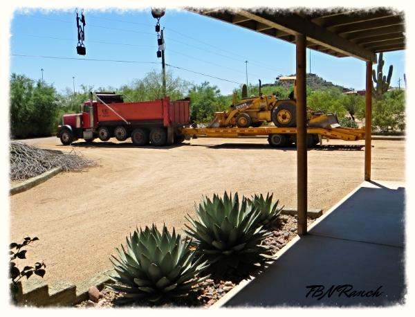 Barn Construction 8-28-14