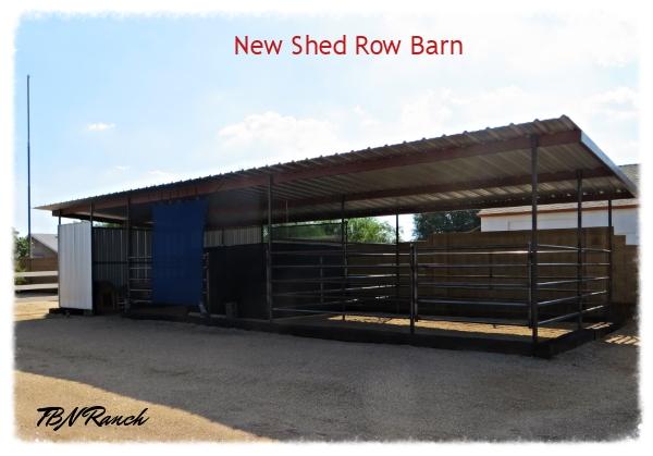 New Barn 9-10-14