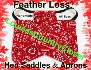 Saddles and Aprons