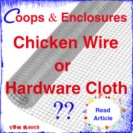 Chicken Wire 220