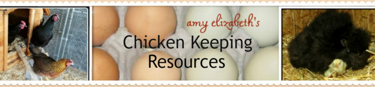 TBN Ranch Chicken Keeping Resources