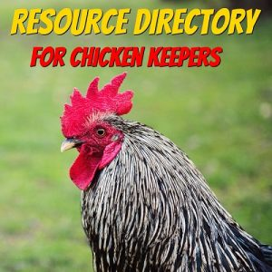 Resource Library for ChickenKeepers