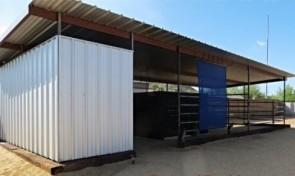 Shedrow Barn